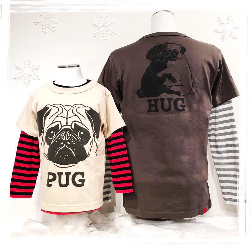 Tシャツ・PUG