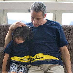 父の日はOJICOでパパとお揃い!Tシャツ「カップリングドクター」