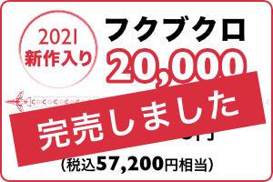 フクブクロ20,000