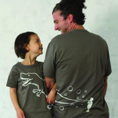 Tシャツ「SHABONDAMA」