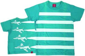 Tシャツ「ブルーインパルス」