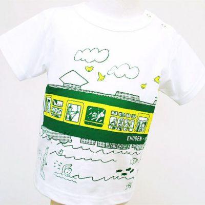半袖Tシャツ「LET'S ENODEN」(レッツ江ノ電)