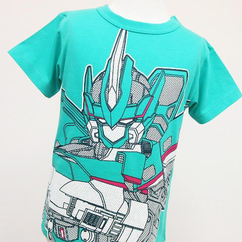 半袖Tシャツ・テレビアニメ「新幹線変形ロボ シンカリオン」×OJICO「シンカリオン E5はやぶさ」