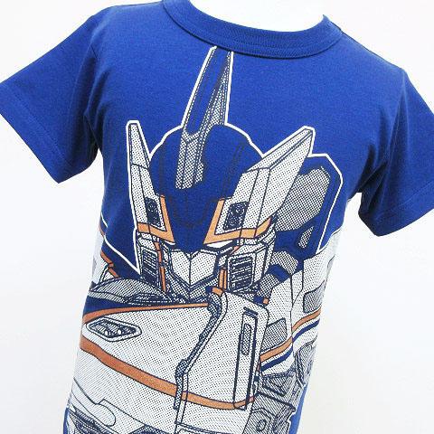 テレビアニメ「新幹線変形ロボ シンカリオン」×OJICOコラボレーションTシャツ「シンカリオン E7かがやき」