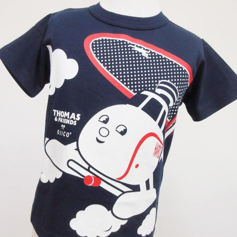きかんしゃトーマス×OJICOコラボレーションTシャツ2019「ハロルド」