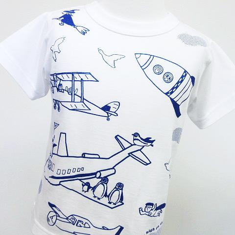 半袖Tシャツ・フライハイ