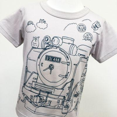 半袖Tシャツ・SLぐんま×OJICO