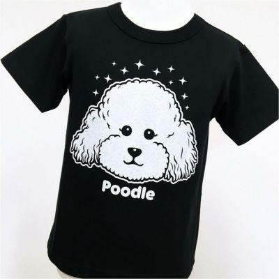 半袖Tシャツ「SHAMPOODLE」(シャンプードル)