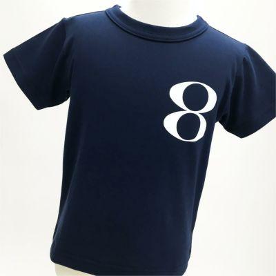 半袖Tシャツ・8番らーめん×OJICO「浪裏」