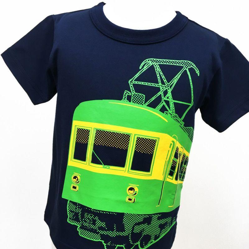 半袖Tシャツ「江ノ電×OJICO2021」