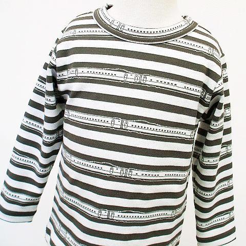 ジャガード長袖Tシャツ・N700系