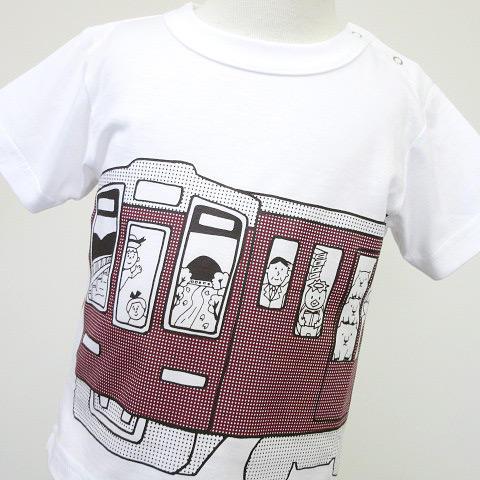 Tシャツ「LET'S HANKYU」