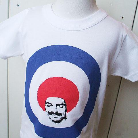 半袖Tシャツ「MODS AFRO」(モッズアフロ)