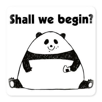 OJICOのパズル・おむすびパンダ