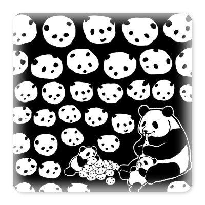 OJICOのパズル・ぱんだいふく