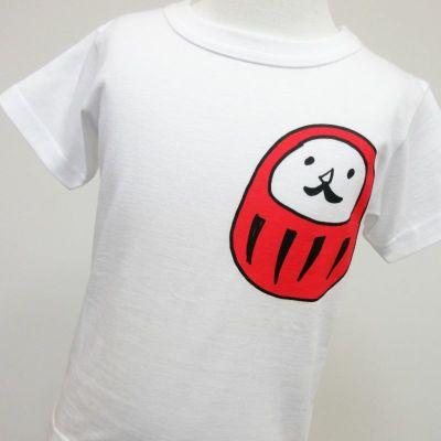 半袖Tシャツ「DARUMA」(ダルマ)