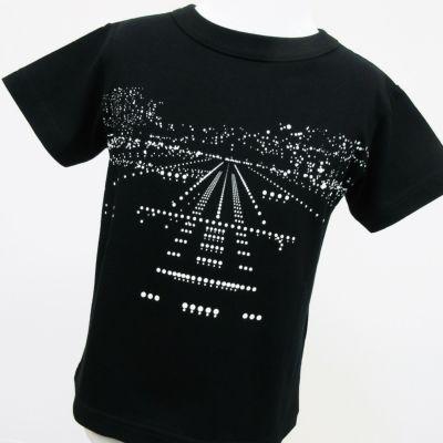 半袖Tシャツ「LANDING」(ランディング)