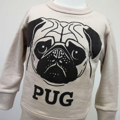 スウェット「PUG」(パグ)
