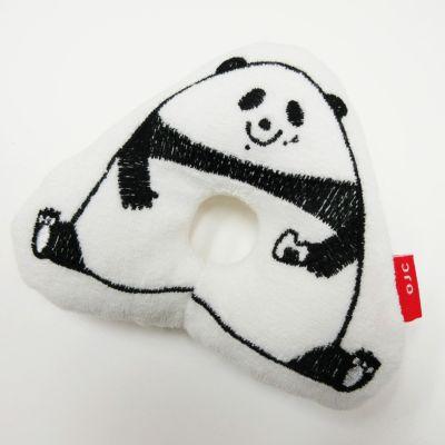 ガラガラ「おむすびパンダ」