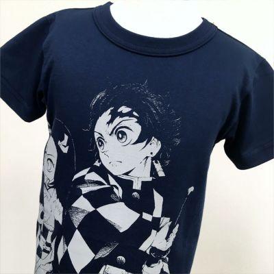 鬼滅の刃 OJICO Tシャツ・メインビジュアル